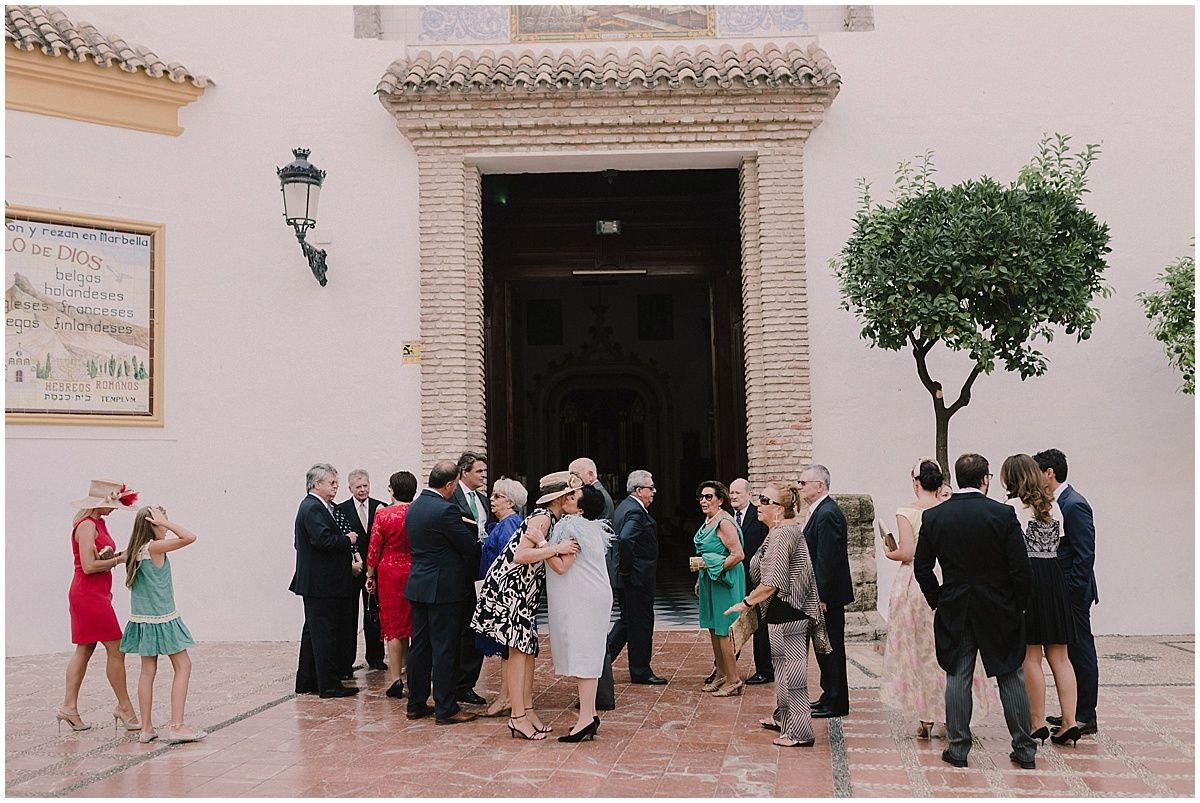 Boda Hotel Gran Melia Don Pepe Marbella Wedding